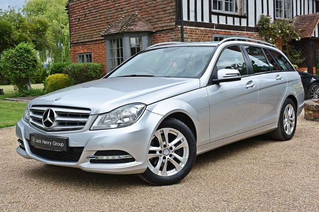 used Mercedes C180 EXECUTIVE SE in in-kent