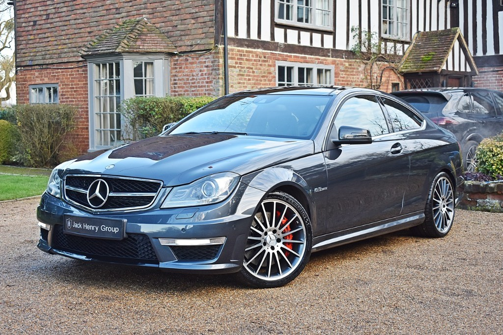 used Mercedes C63 AMG EDITION 125 in in-kent