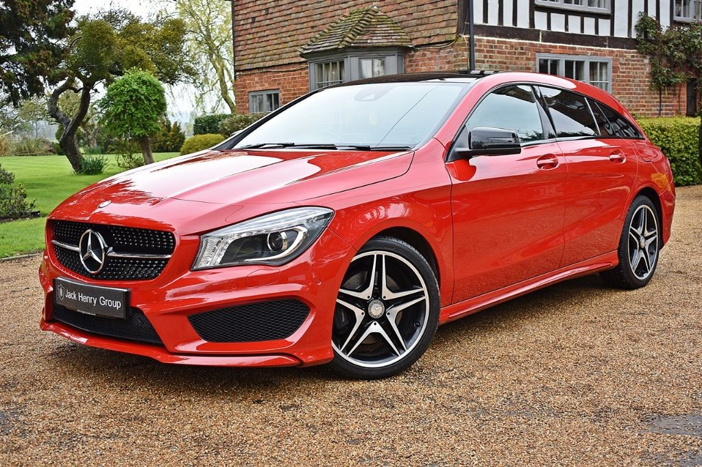 used Mercedes  CLA CLA220 CDI AMG SPORT in in-kent