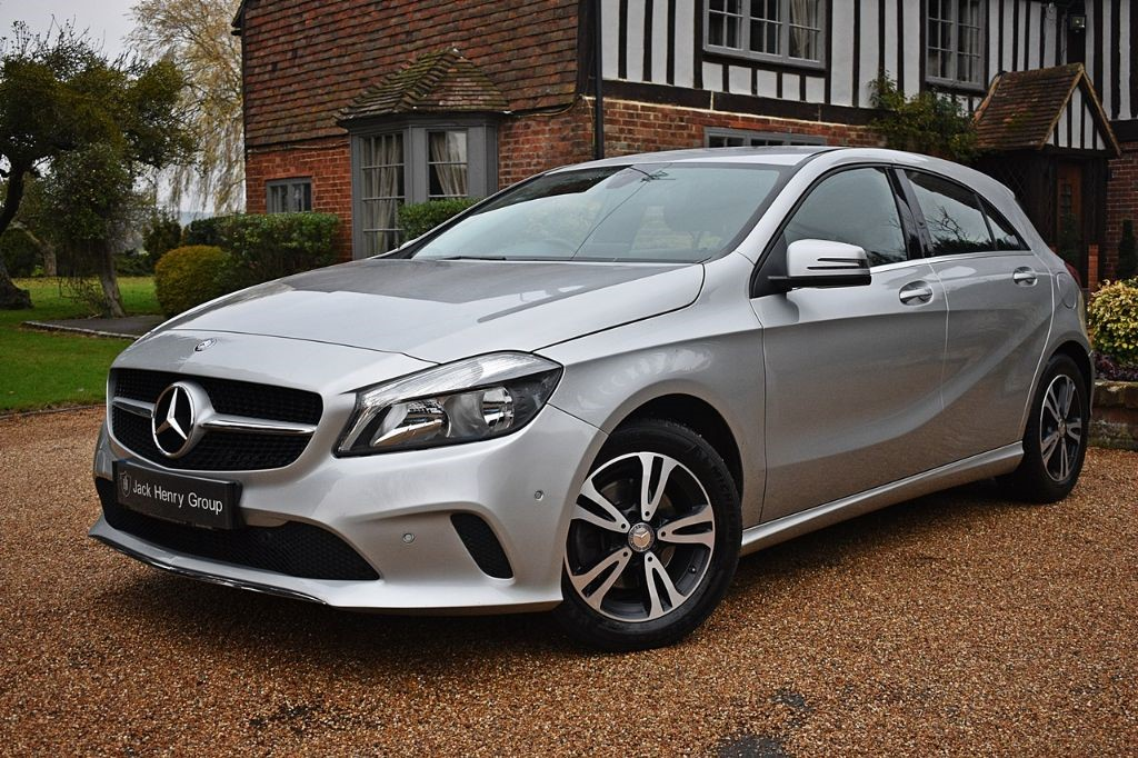 used Mercedes  A-CLASS A 180 SE EXECUTIVE in in-kent