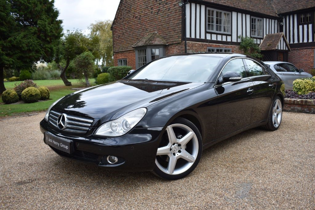 used Mercedes CLS CLS320 CDI in in-kent