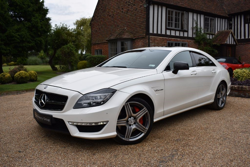 used Mercedes CLS CLS63 AMG in in-kent