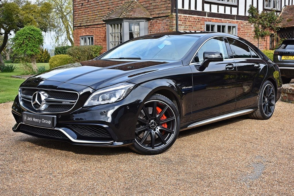 used Mercedes CLS AMG CLS 63 S in in-kent