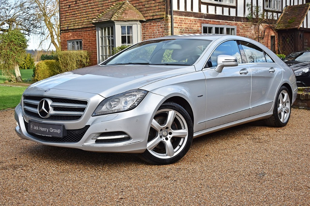 used Mercedes CLS350 CDI BLUEEFFICIENCY in in-kent