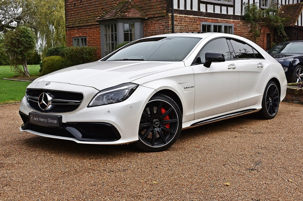 used Mercedes CLS63 AMG AMG CLS 63 S in in-kent