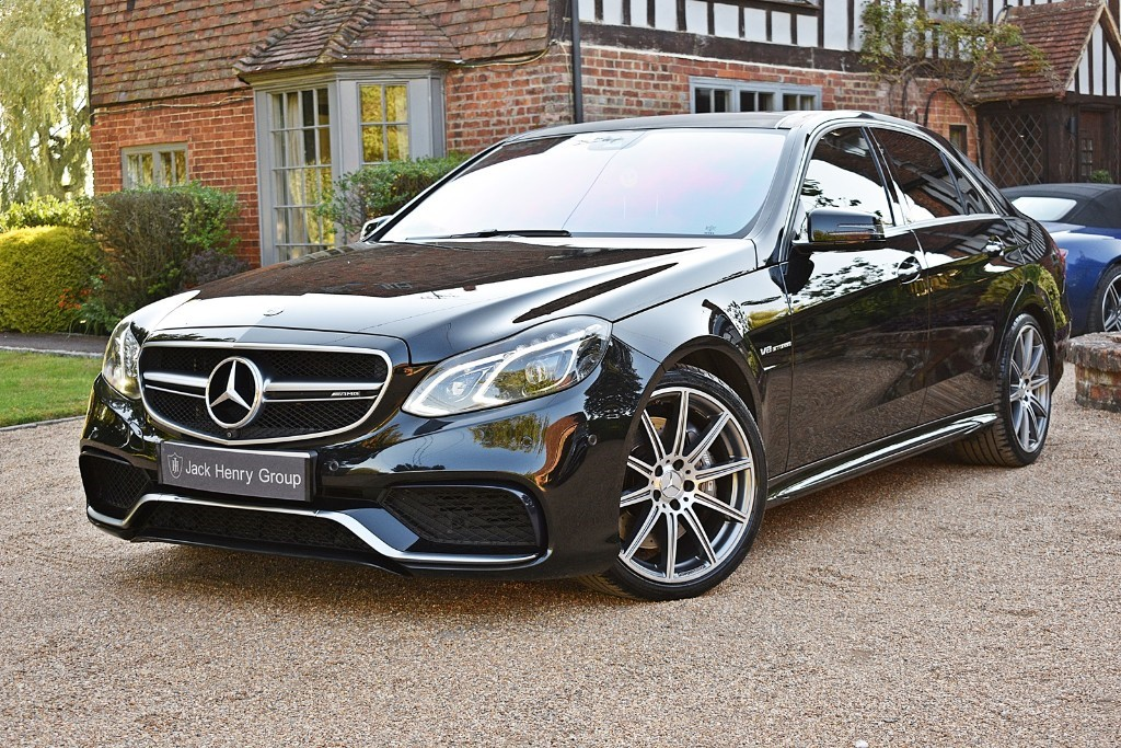 used Mercedes E63 AMG in in-kent