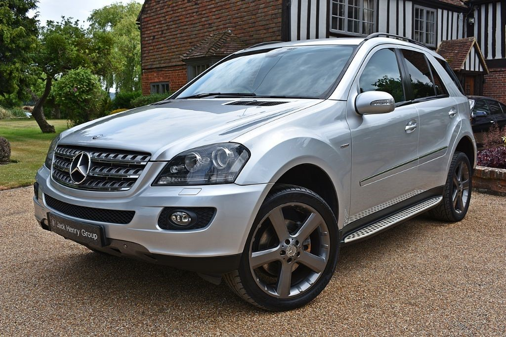 used Mercedes ML280 M-CLASS ML 280 CDI EDITION 10 in in-kent