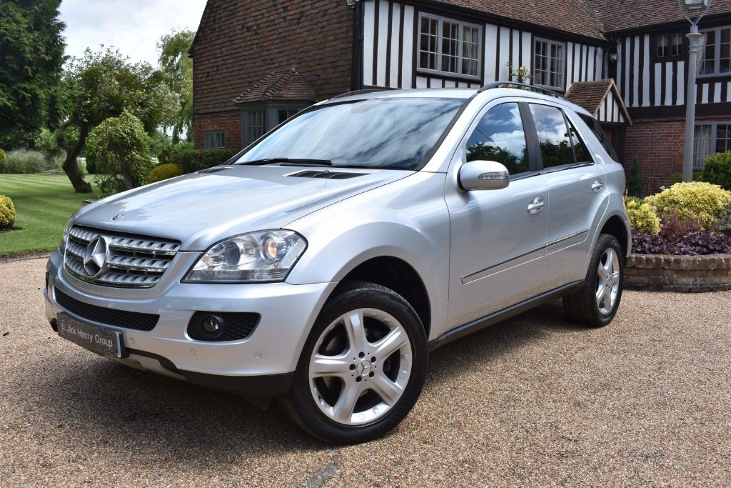used Mercedes ML280 M Class CDI S 7G-Tronic 5dr in in-kent