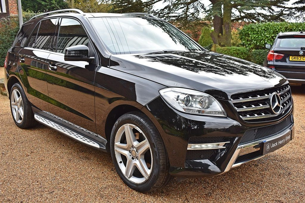 used black mercedes ml350 for sale kent. Black Bedroom Furniture Sets. Home Design Ideas