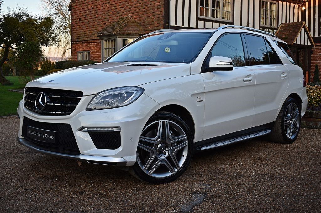 used Mercedes ML63 AMG  in in-kent