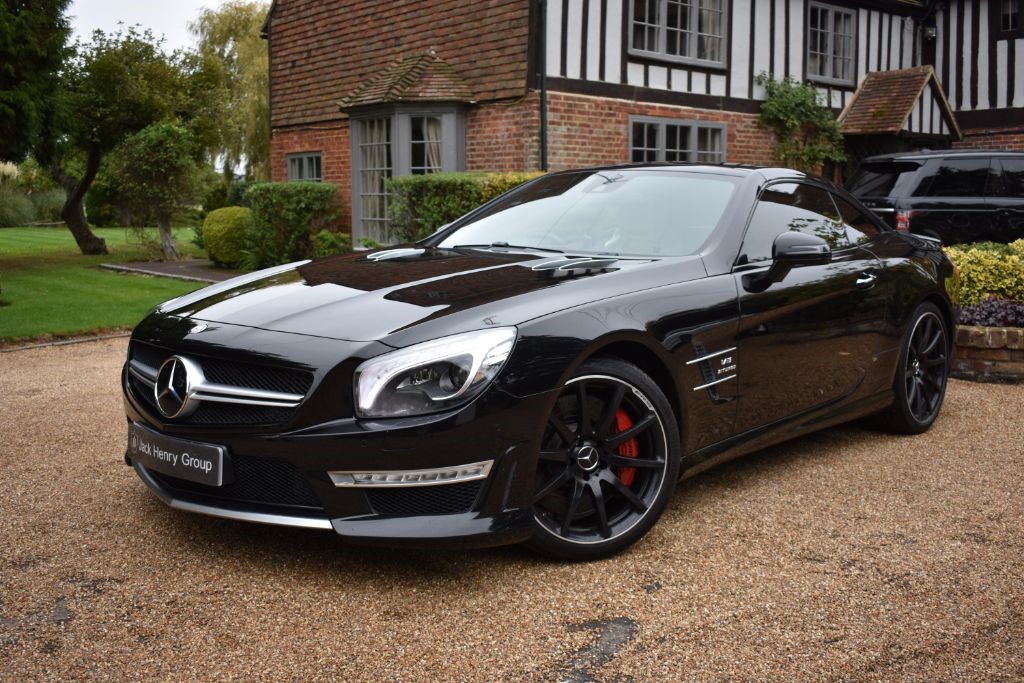 used Mercedes SL SL63 AMG in in-kent