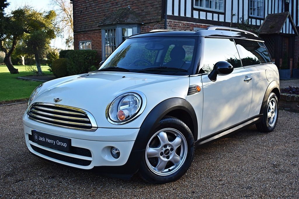used MINI Clubman COOPER D in in-kent