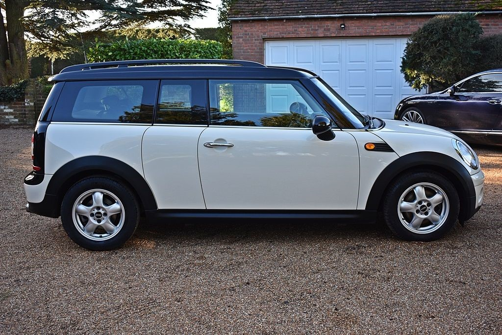 used white mini clubman for sale kent. Black Bedroom Furniture Sets. Home Design Ideas