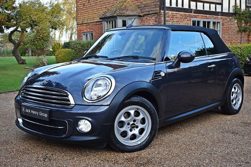 used MINI Convertible COOPER D in in-kent