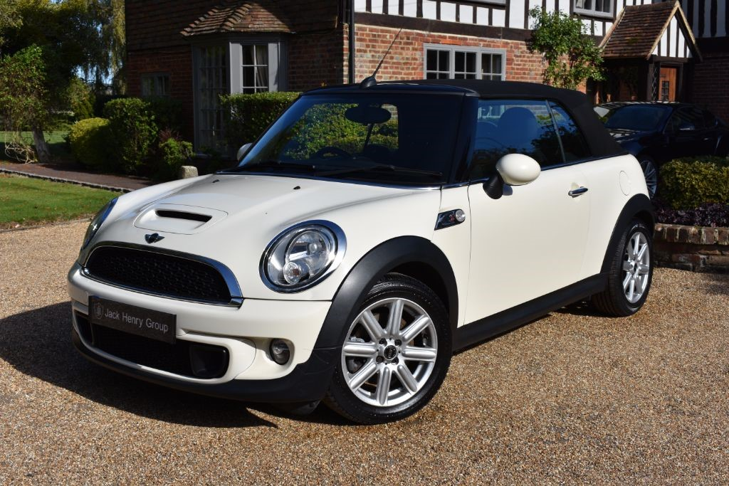 used MINI Convertible COOPER S in in-kent