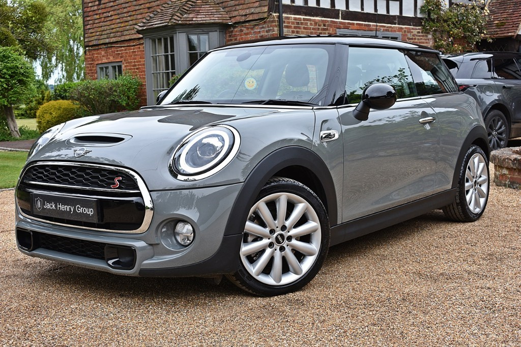 used MINI Hatch COOPER S SERIES II in in-kent