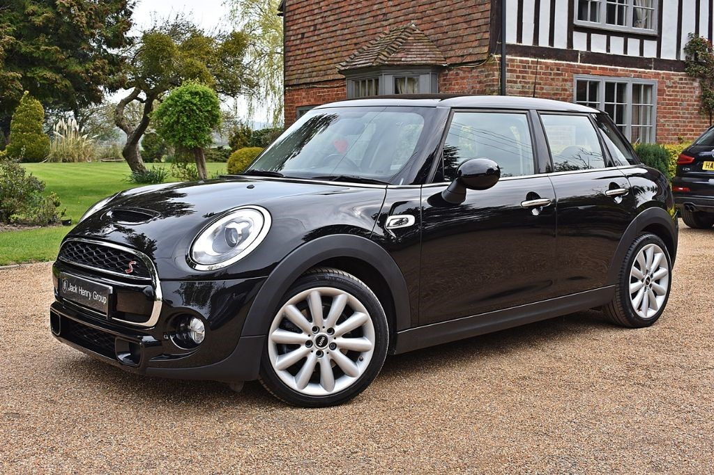 used MINI Hatch COOPER S in in-kent