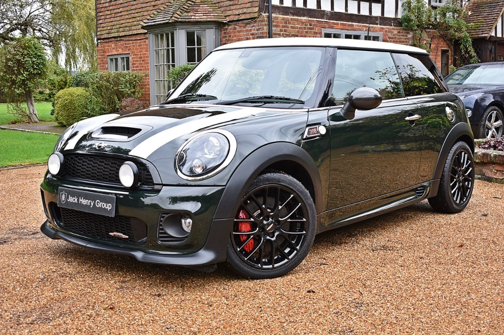 used MINI John Cooper Works WORLD CHAMPIONSHIP 50 in in-kent