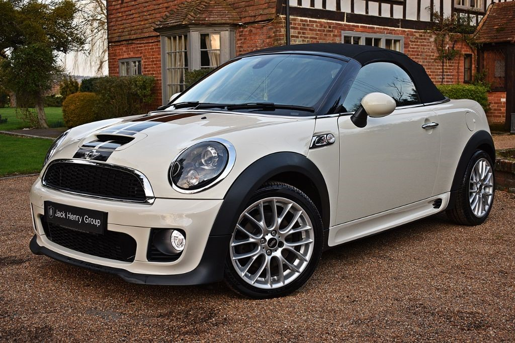 used MINI Roadster COOPER S in in-kent