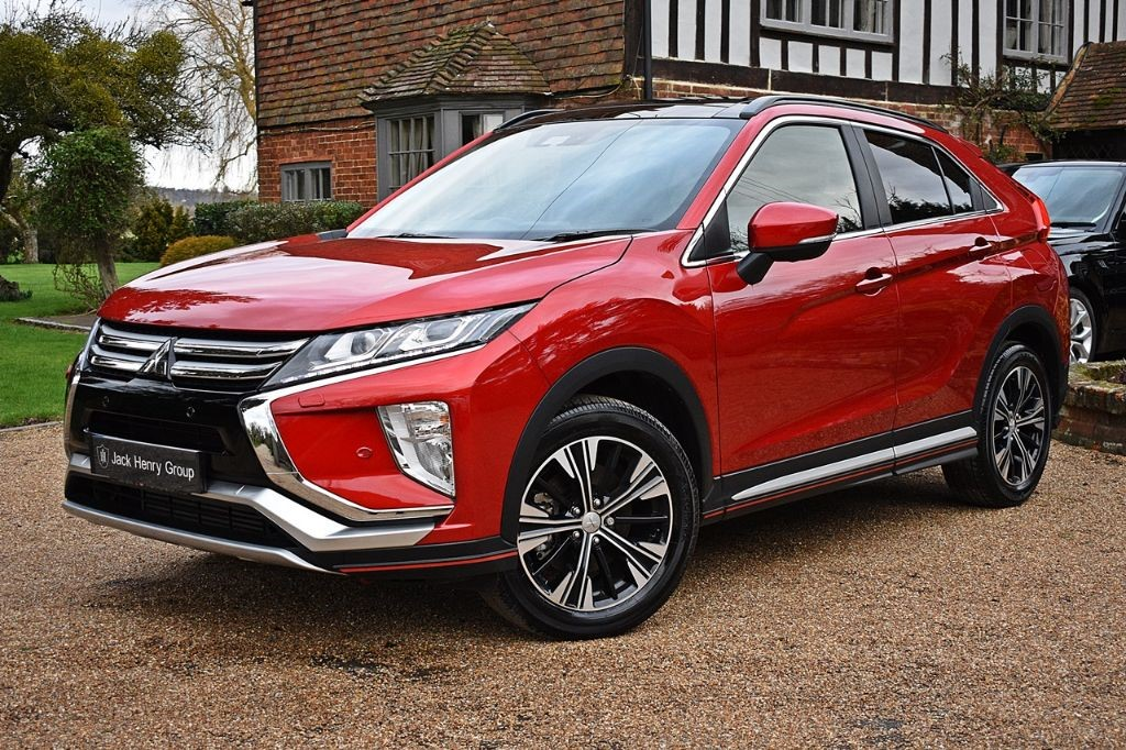 used Mitsubishi Eclipse CROSS FIRST EDITION in in-kent