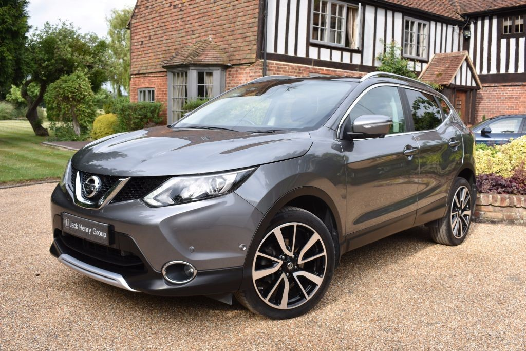 used Nissan Qashqai DCI TEKNA in in-kent