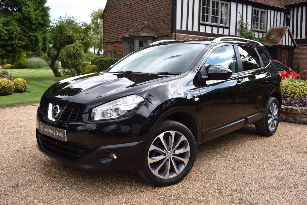 used Nissan Qashqai TEKNA PLUS 2 DCI in in-kent