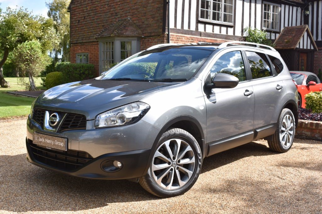used Nissan Qashqai TEKNA PLUS DCI 2 4WD in in-kent