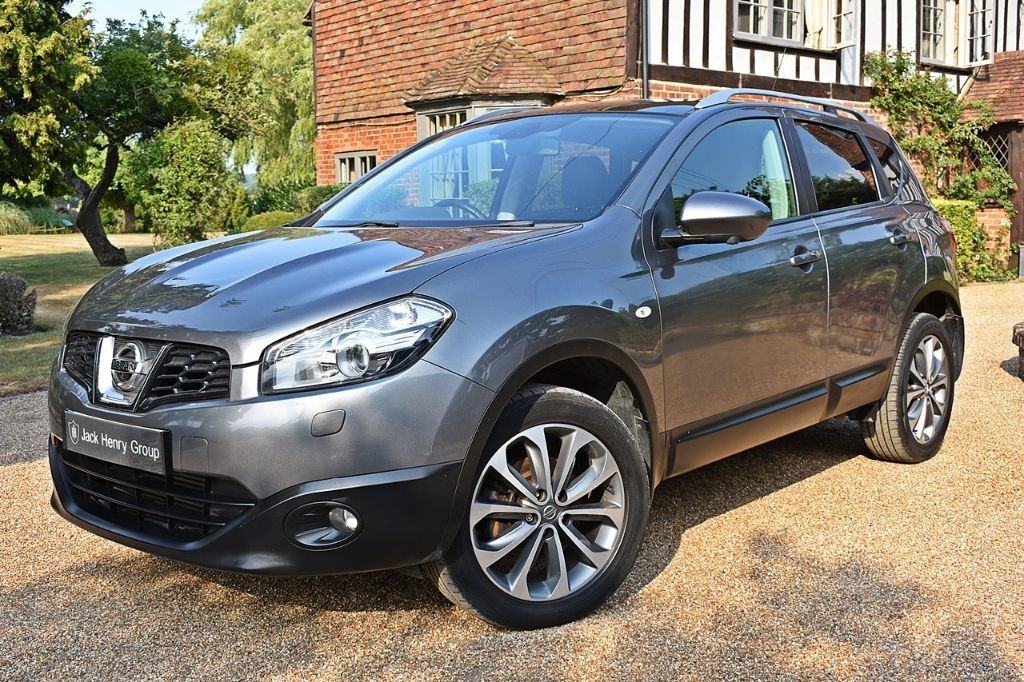 used Nissan Qashqai TEKNA DCI in in-kent