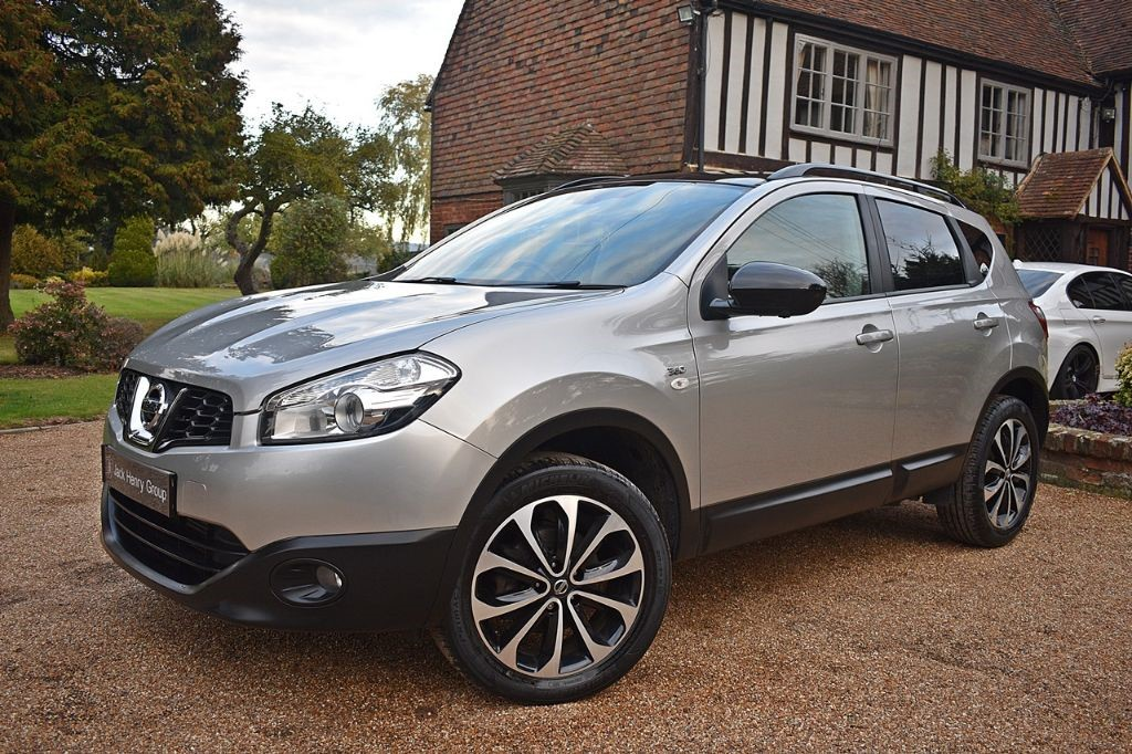 used Nissan Qashqai DCI 360 in in-kent