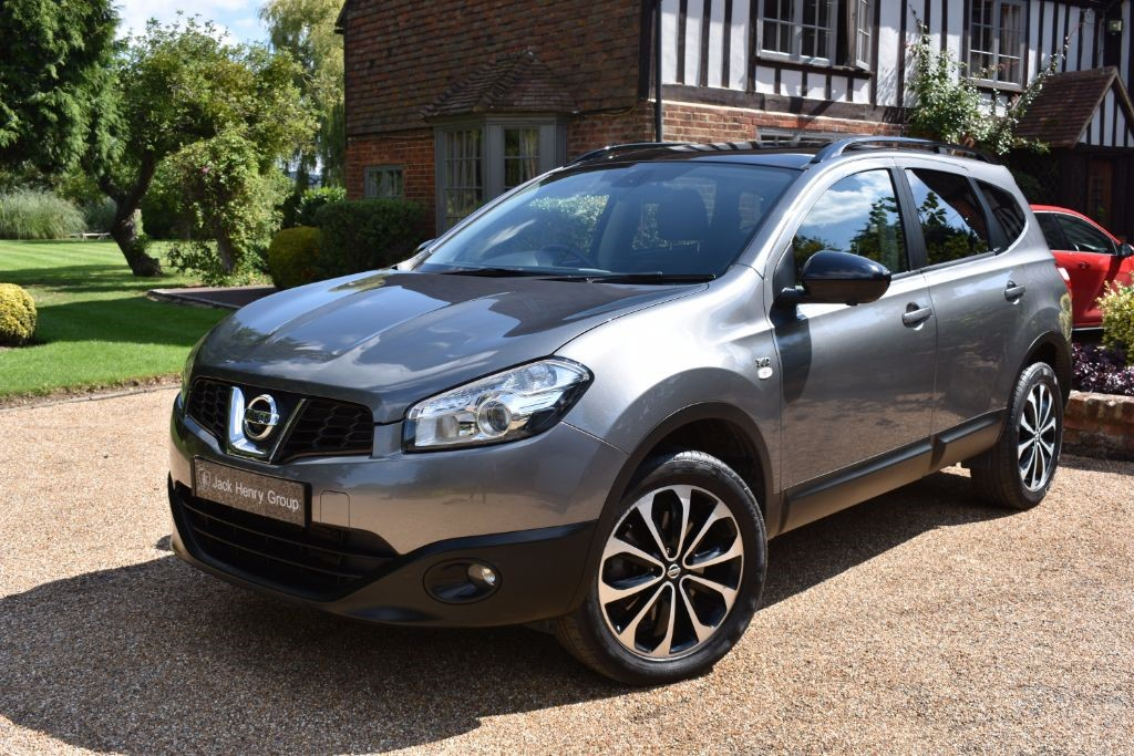 used Nissan Qashqai 360 PLUS 2 in in-kent