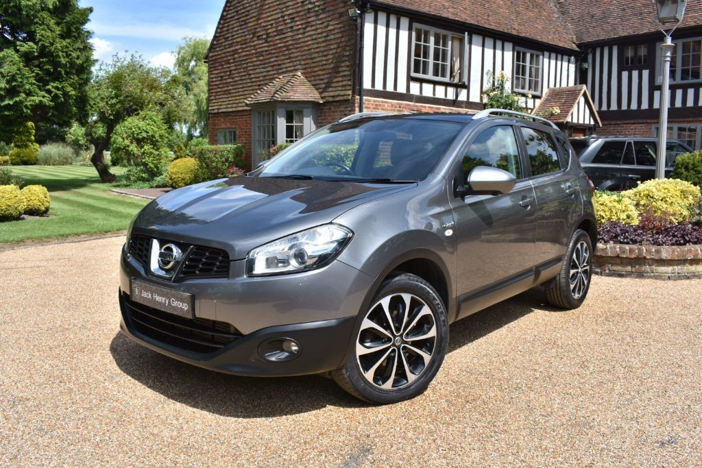 used Nissan Qashqai dCi N-TEC+ 4WD 5dr in in-kent