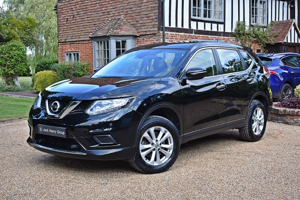 used Nissan X-Trail DCI VISIA in in-kent