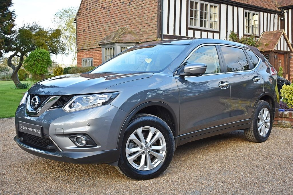 used Nissan X-Trail DCI ACENTA+ in in-kent