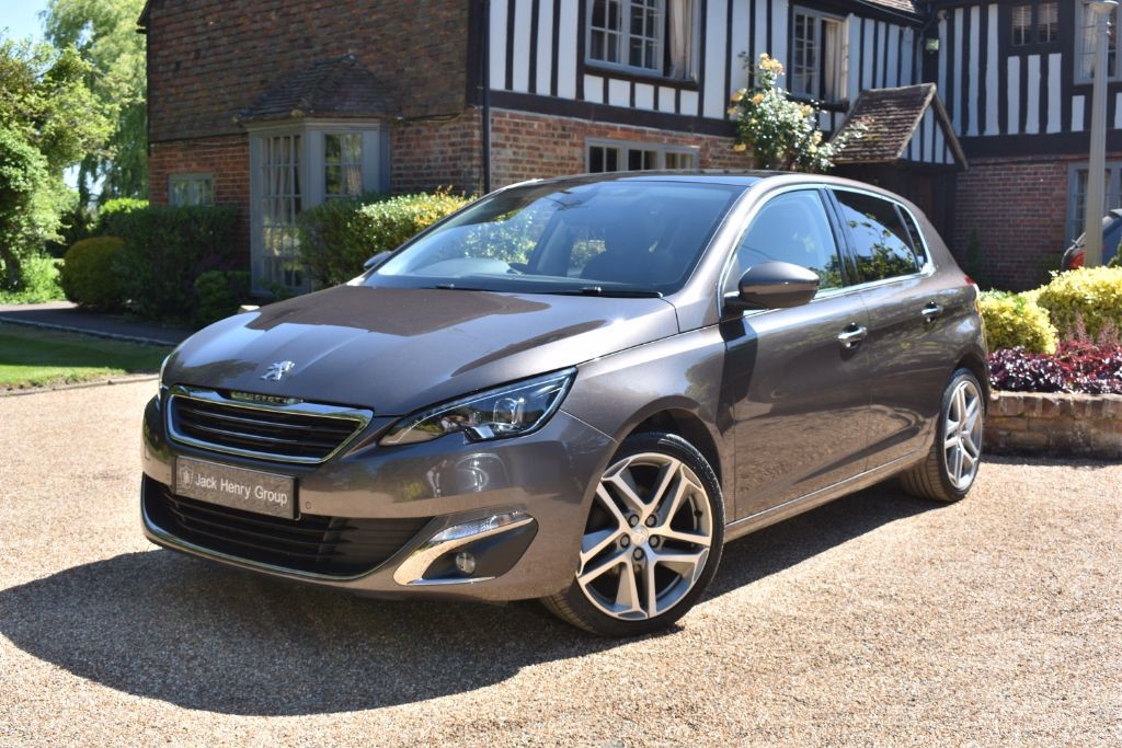 used Peugeot 308 e-HDi Feline 5dr (start/stop) in in-kent