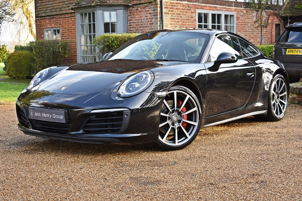 used Porsche 911 CARRERA 4S PDK in in-kent