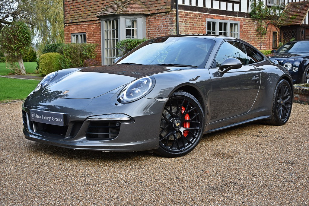 used Porsche 911 CARRERA GTS PDK in in-kent