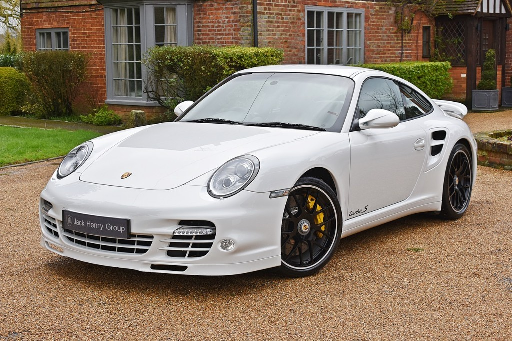 used Porsche 911 TURBO S PDK in in-kent