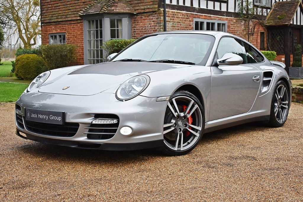 used Porsche 911 TURBO PDK in in-kent