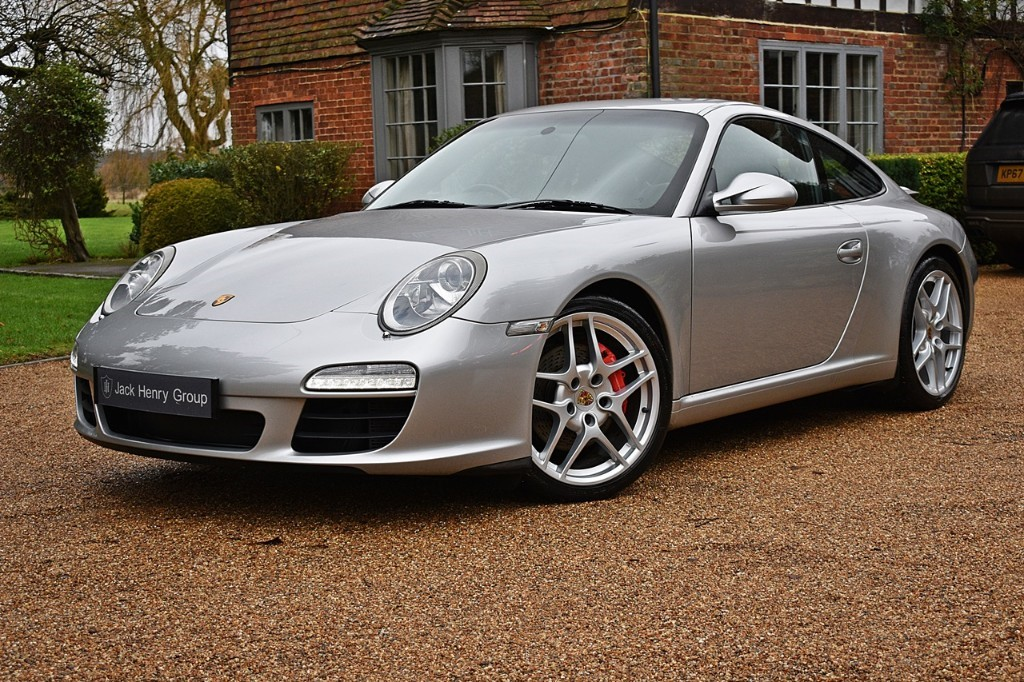 used Porsche 911 CARRERA 2S PDK in in-kent