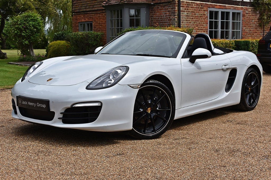 used Porsche Boxster 24V PDK in in-kent