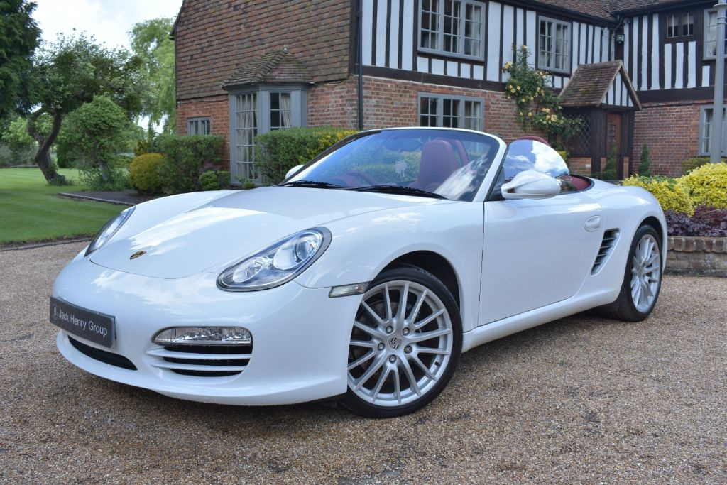 used Porsche Boxster 987 Convertible 2dr in in-kent