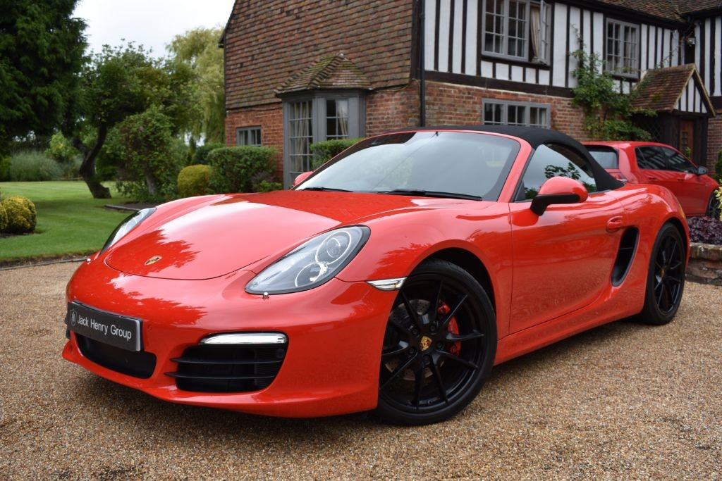 used Porsche Boxster 24V S PDK in in-kent