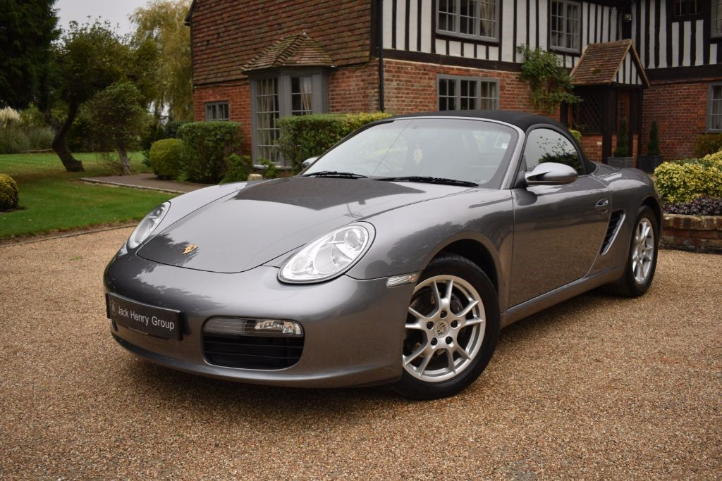 used Porsche Boxster 24V in in-kent