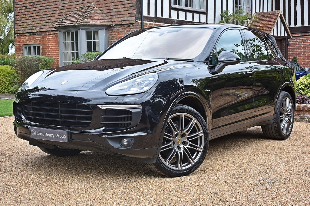 used Porsche Cayenne D V6 PLATINUM EDITION TIPTRONIC S in in-kent