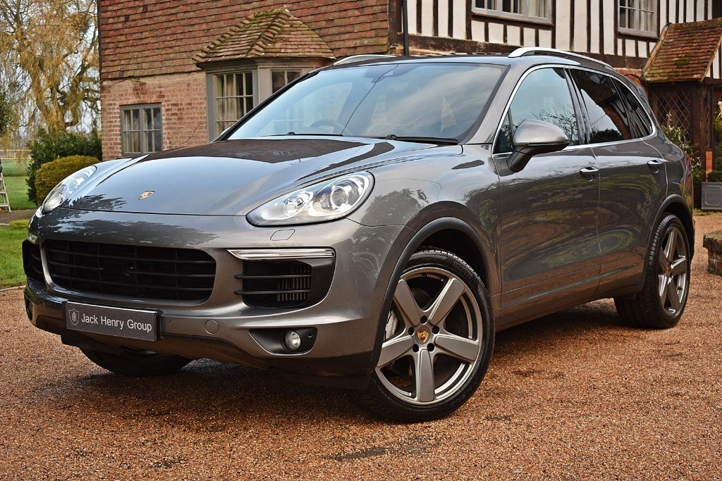 used Porsche Cayenne V6 S TIPTRONIC S in in-kent