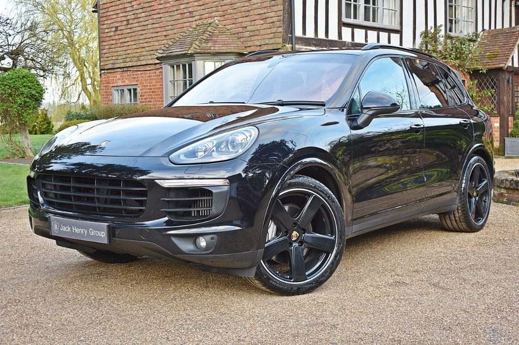 used Porsche Cayenne S D PLATINUM EDITION TIPTRONIC S in in-kent