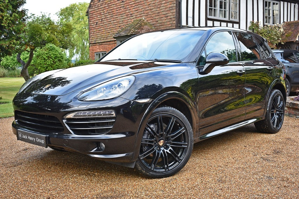 used Porsche Cayenne D V6 TIPTRONIC in in-kent