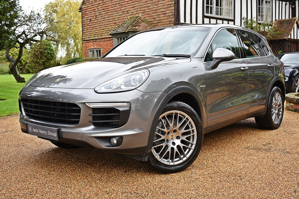 used Porsche Cayenne D V6 TIPTRONIC S in in-kent