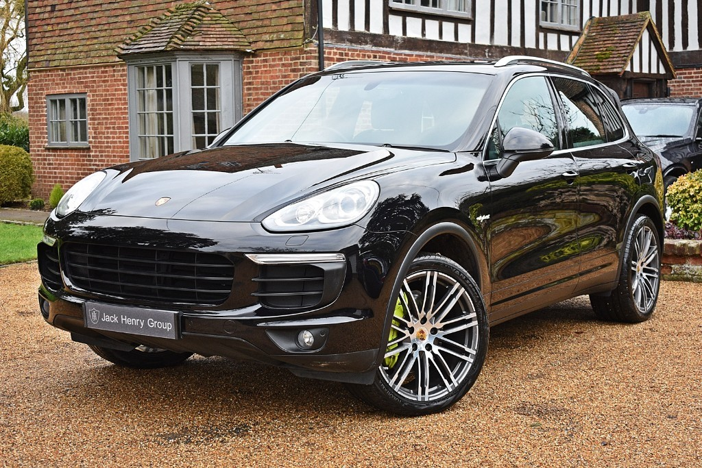 used Porsche Cayenne S E-HYBRID TIPTRONIC in in-kent