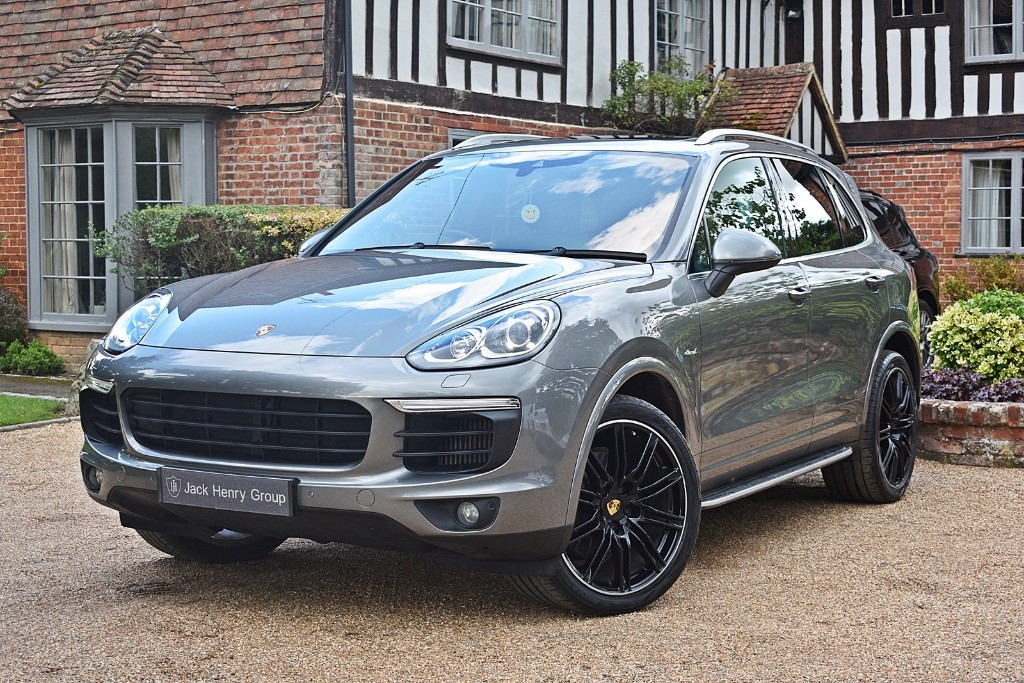 used Porsche Cayenne D V8 S TIPTRONIC S in in-kent